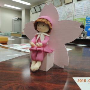 シリーズ研修 人形「クレイドール」製作講習会を開催