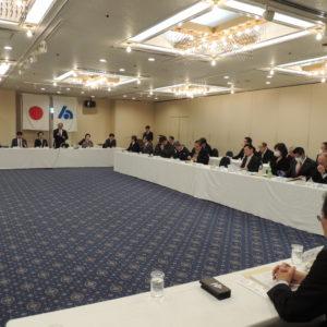 平成元年度 第5回理事会を開催